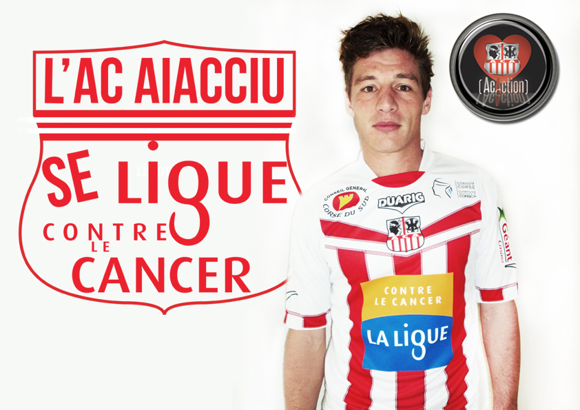 ACA SE LIGUE CONTRE LE CANCER 2013